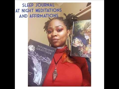 Night Meditations & Affirmations | Reprogramming Your Subconscious mind