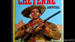Cheyenne - Clint Walker Theme Song
