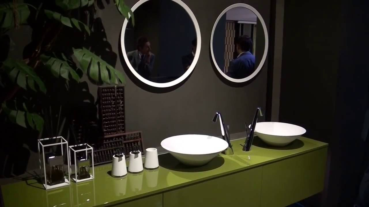 sanikal badeinrichtung gessi cono badkollektion armaturen bis badewanne youtube. Black Bedroom Furniture Sets. Home Design Ideas