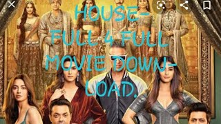 Housefull 4 full movie download.