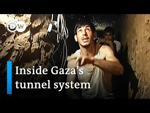Joining the tunnel diggers in the Gaza Strip | Journal Reporter