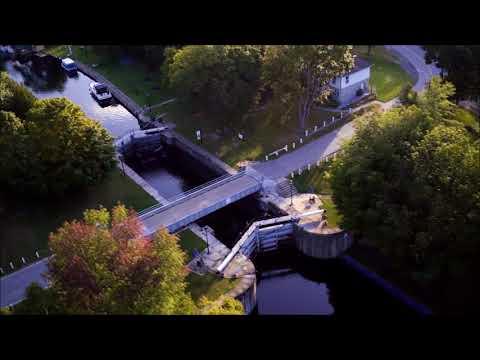 Le Boat | Kanada - Rideau Canal UNESCO Weltkulturerbe