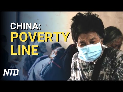 Chinese Premier: 40 Percent Living In Poverty | NTD