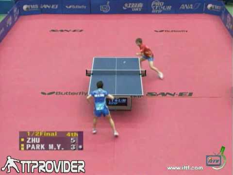Japan Open 2010: Zhu Yuling-Park Mi Young