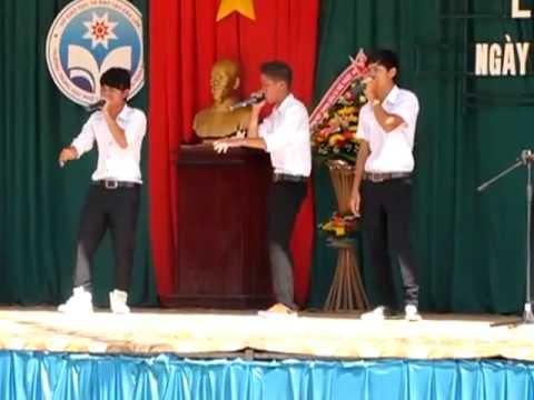 TRUONG THPT NGUYEN BINH KHIEM - KRONGPAC -daklak beatbox (designer hoang hiep).flv