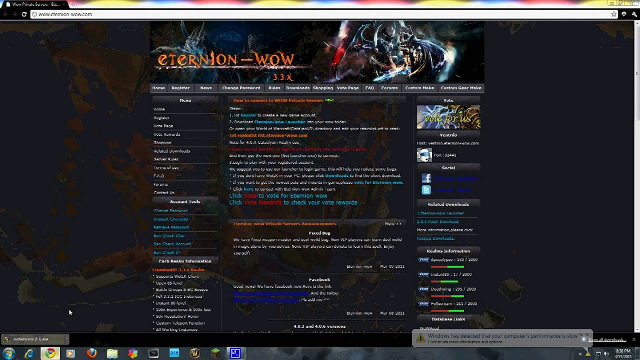 How to play WOW for free