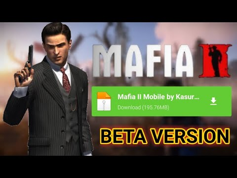 How To Play Mafia 2 Game On Android 2020   Download Mafia 2 Game Highly Compressed 2020