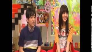 【いきものがかり】 吉岡聖恵VS水野良樹