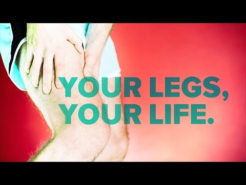 Your Legs Your Life - The Importance of a Healthy Lower Half - Research on Aging