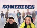 MONSTA X SOMEONE'S SOMEONE [AUDIO] REACTION