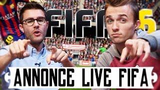 LIVE FIFA 16 LUNDI À 20H15 !!