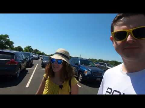 Relax na Plazy w Sandy Hook, NJ (vlog #57)