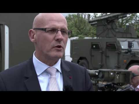 Eurosatory 2016: MBDA presents LICORNE