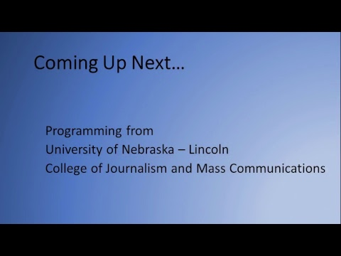 UNL College of Journalism and Mass Communications - Media and Politics