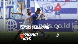[Pekan 21] Cuplikan Pertandingan PSIS Semarang vs Perseru BLFC, 29 September 2019