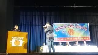 Mr. Arijit Chakraborty's Speech