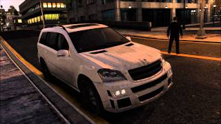 GTA 4 - Mercedes GL 500 Brabus + Download Link