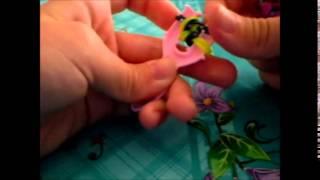 Видео - урок по плетению браслета