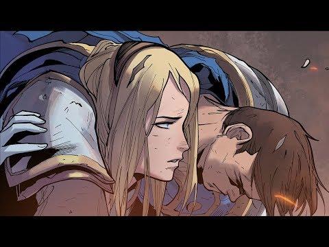 League of Legends: Lux   Prévia da série de quadrinhos