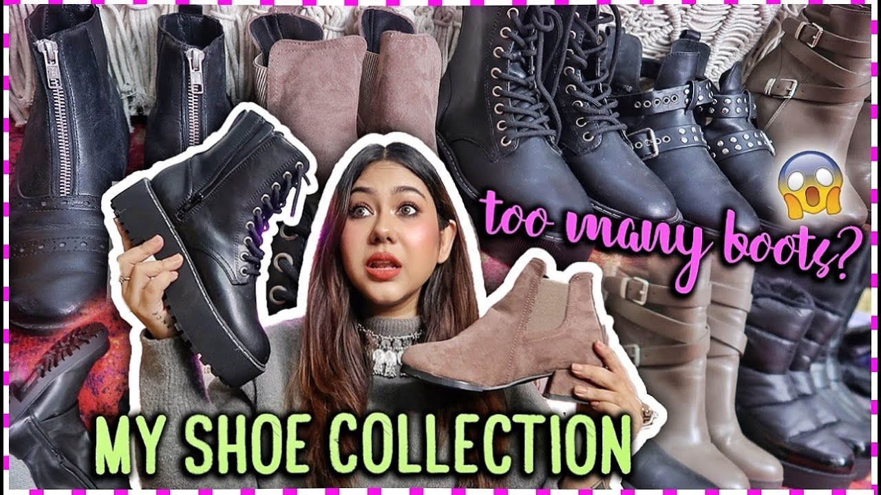 My Winter Boots Collection 2021✨ ThatQuirkyMiss