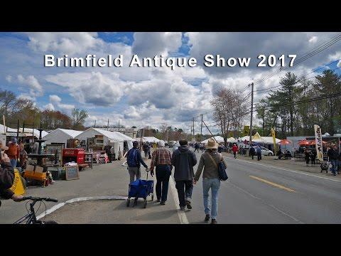 Brimfield Antiques Flea Market 2017