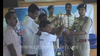STUDENT POLICE CADETS DISTRICT QUIZ COMPETION