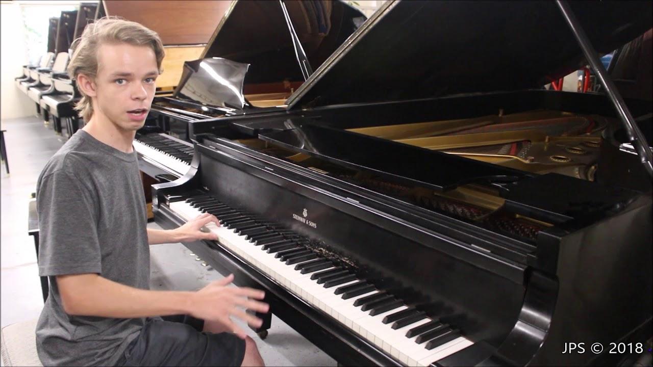 World's Greatest Un-restored Golden Age Piano