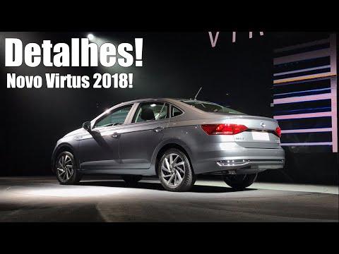 Volkswagen Virtus 2018 1.0 TSI Highline em Detalhes