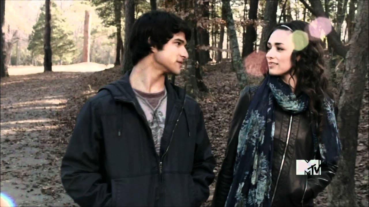 Tribute To Allison Argent (Crystal Reed) & Scott McCall ...