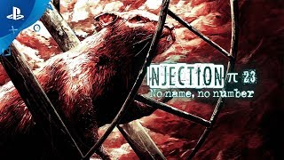 Injection π23 'No Name, No Number' - Gameplay Trailer | PS4