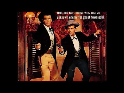 "Western Music ""Maverick"" Theme Song - 1957 to 1962 in HD-720p"