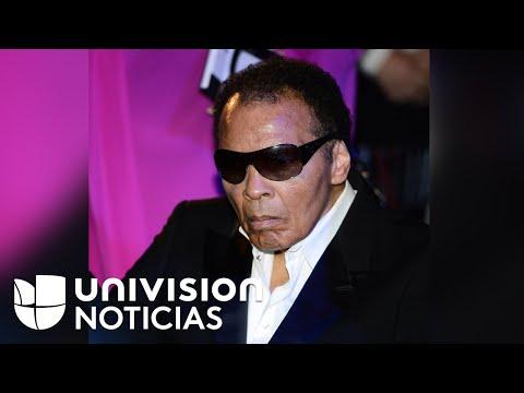 Falleció Muhammad Ali