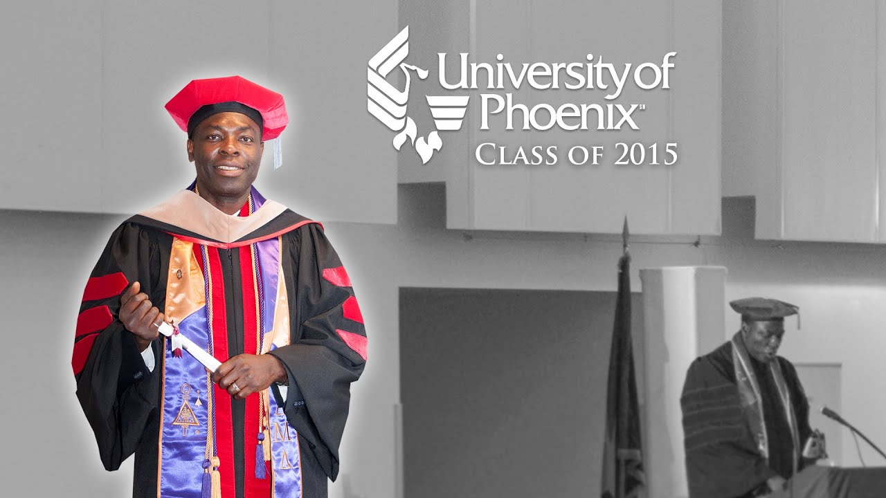 University Of Phoenix Graduate Dr. James Arukhe 24min 1.3 - YouTube