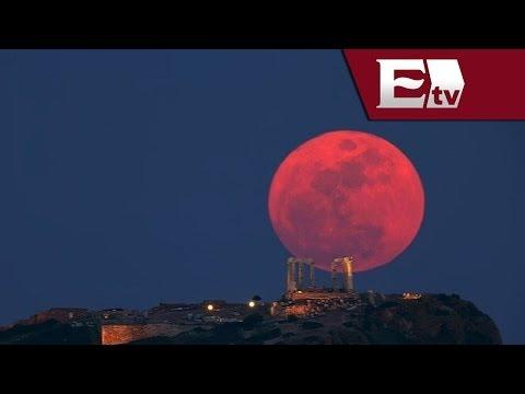 ¿Por qué ocurre el ese total de Luna?   Global con Paola Barquet