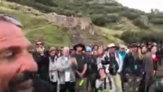 Tambo Machay Peru Megalithic Site With Nassim Haramein