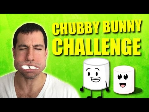 Agree, remarkable marshmallows chubby bunny think