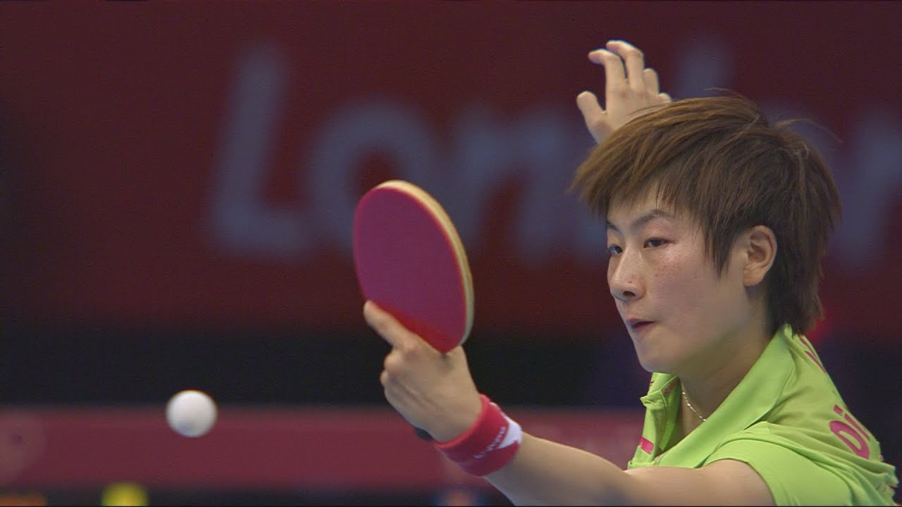 Women\'s Table Tennis Singles Gold Medal Match - China v China ...