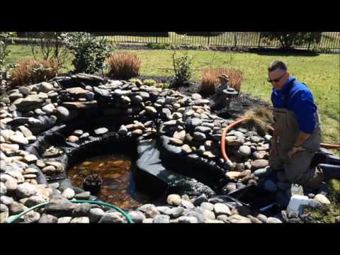 Spring Pond Maintenance South Jersey by Certified Aquascape Contractors