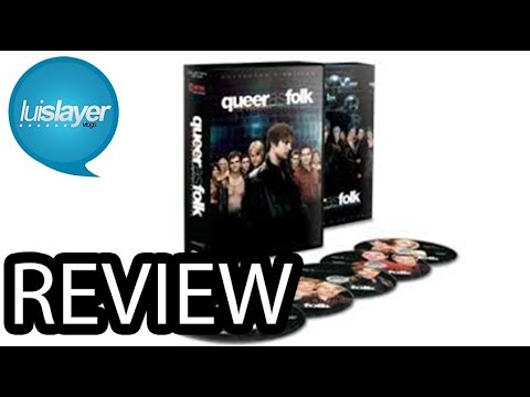 Unboxing: Queer as folk season 3 Collectors Edition DVD Box set