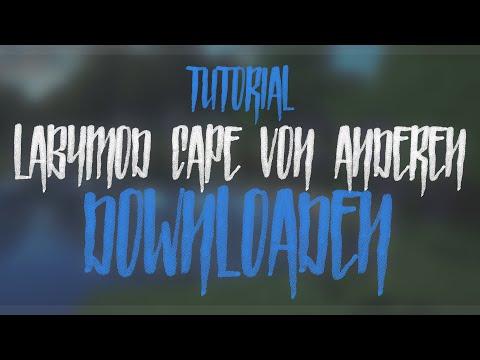 LABYMOD CAPE VON ANDEREN DOWNLOADEN | Tutorial