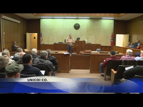 Unicoi County Sheriff's Office Hosts Church Security Class