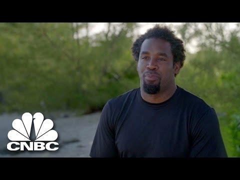 Who is Dhani Jones | Adventure Capitalists | CNBC Prime