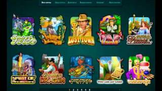 Онлайн казино BananaSlots (видеоурок)