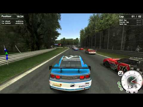 STCC 2 Camaro Cup Gameplay [HD]