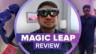 We tried Magic Leap One