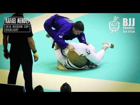 JJFJ Rafael Mendes ヒクソン・グレイシー杯国際柔術大会2016 ハファエル・メンデスハイライト