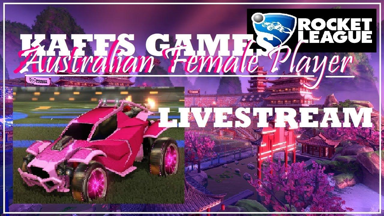 ROCKET LEAGUE [Ep 12] Event: 5th Anniversary        KAFFS GAMES
