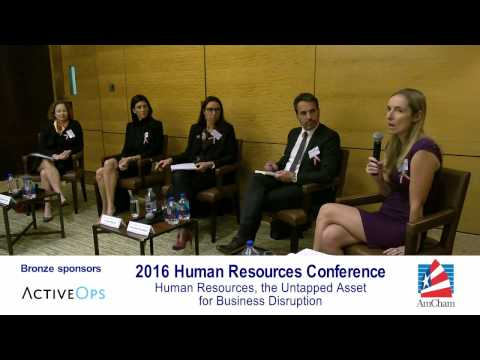 HR Conference 2016 - Flexible and Atypical Working in Today's Workplace