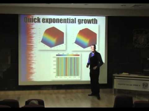Tomas Woolley, Power epectra of stochastic reaction-diffusion equations on ...