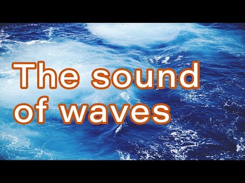 Relaxing Sea Waves | 10 Hours of Soothing Natural Sounds of Ocean | Audio for Sleep & Insomnia